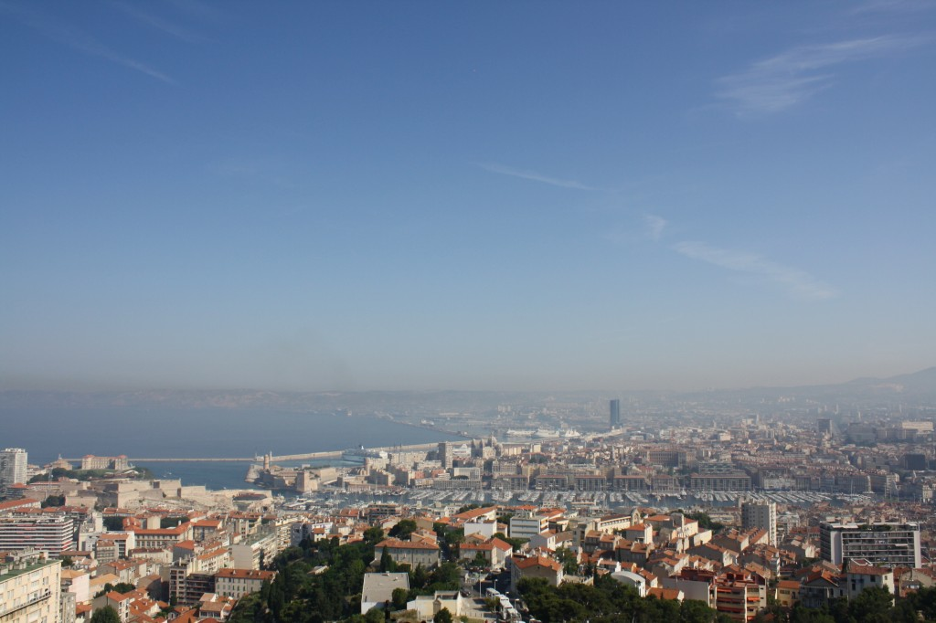 The oldest town in France, Marseille, Photo: A.Weckel